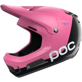 POC Coron Air Spin Helmet actinium pink/uranium black matt